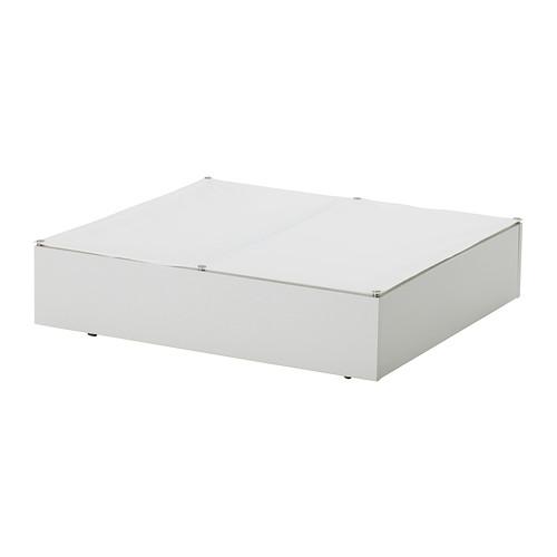 [오빠랑이케아가자]IKEA VARDO/바르되/침대수납상자/화이트/903.545.15