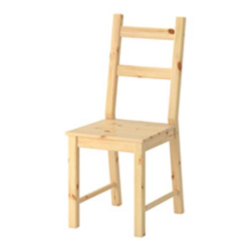 이케아 IVAR 이바르 의자 소나무 002.639.06